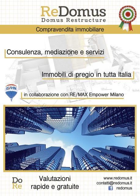 Casa milano italia redomus milano compravendita - Compravendita immobiliare avvocato 2015 ...