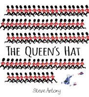 the queen's hat by steve antony cover