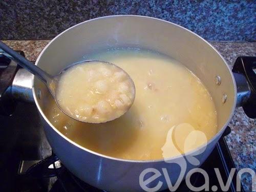 Cách nấu chè đỗ xanh hạt sen giải nhiệt xua tan mệt mỏi 4