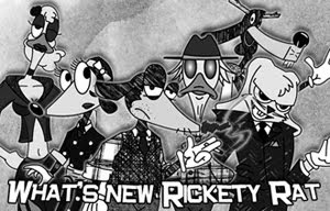 Check out the Rickety Rat blog!