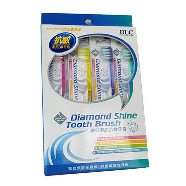 DLC Diamond Shin Tooth Brush