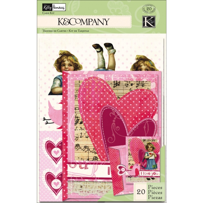 Weekend Kits Blog Card Making Kits  Easy Valentines Day Crafts