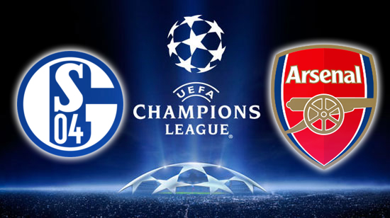 Arsenal vs Schalke