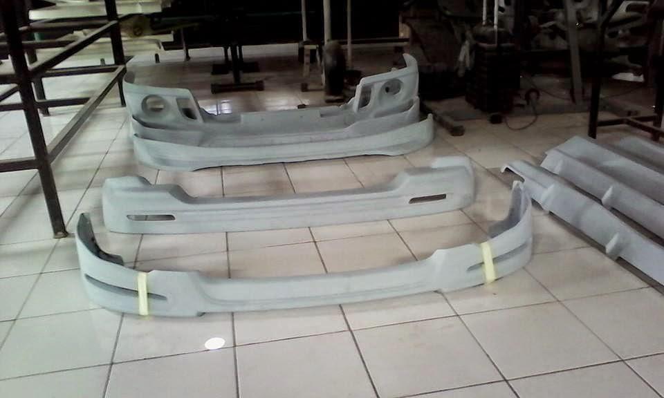 Bodykit Karimun Wagon R