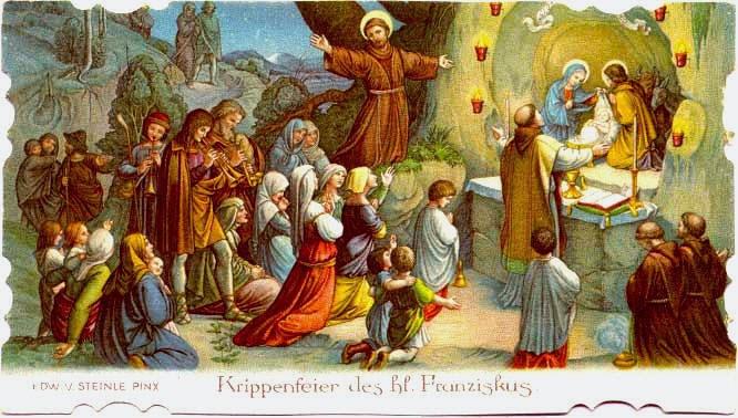 nacimiento de jesus en pesebre