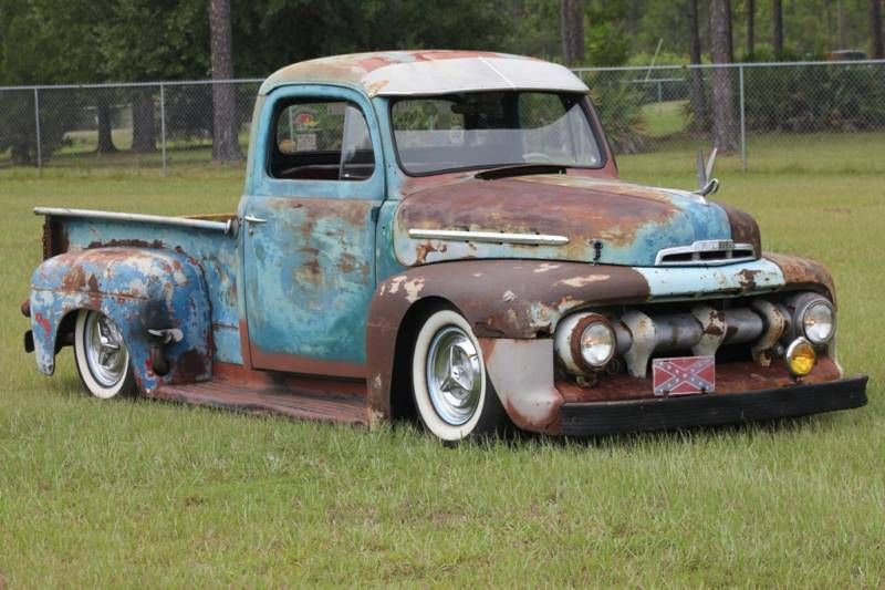 1957 Chevy Gas Tank 1951 Ford F1 Pick Up