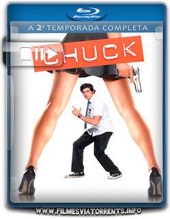 Chuck 2° Temporada Torrent - BluRay Rip 720p Dublado