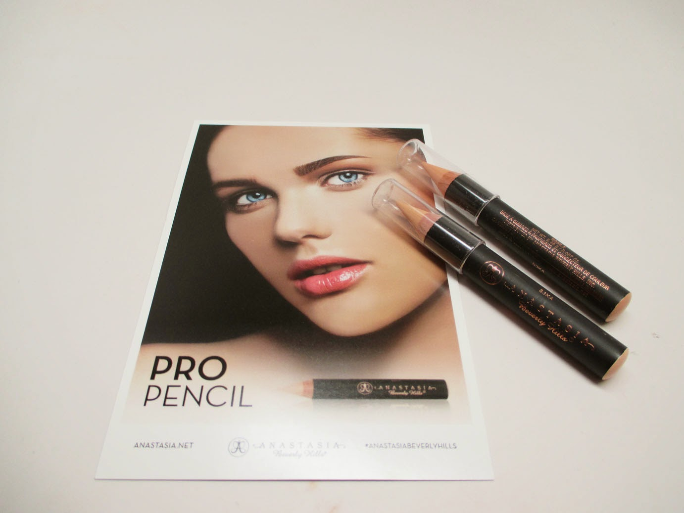 Anastasia Beverly Hills Pro Pencil Review Makeup By Renren