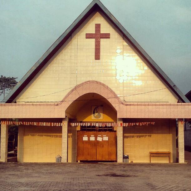 GPdI Bethesda Sangatta