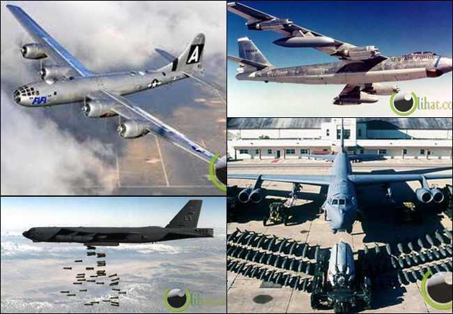 10 Pesawat Khusus untuk Menjatuhkan Bom Terhebat di Dunia