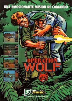 Va de Retro 5x09: Operation Wolf