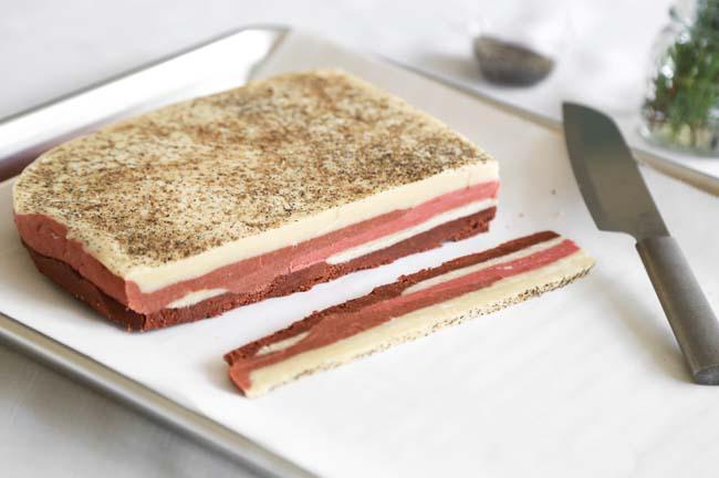 Bacon Fat Shortbread Cookies Recipe — Dishmaps