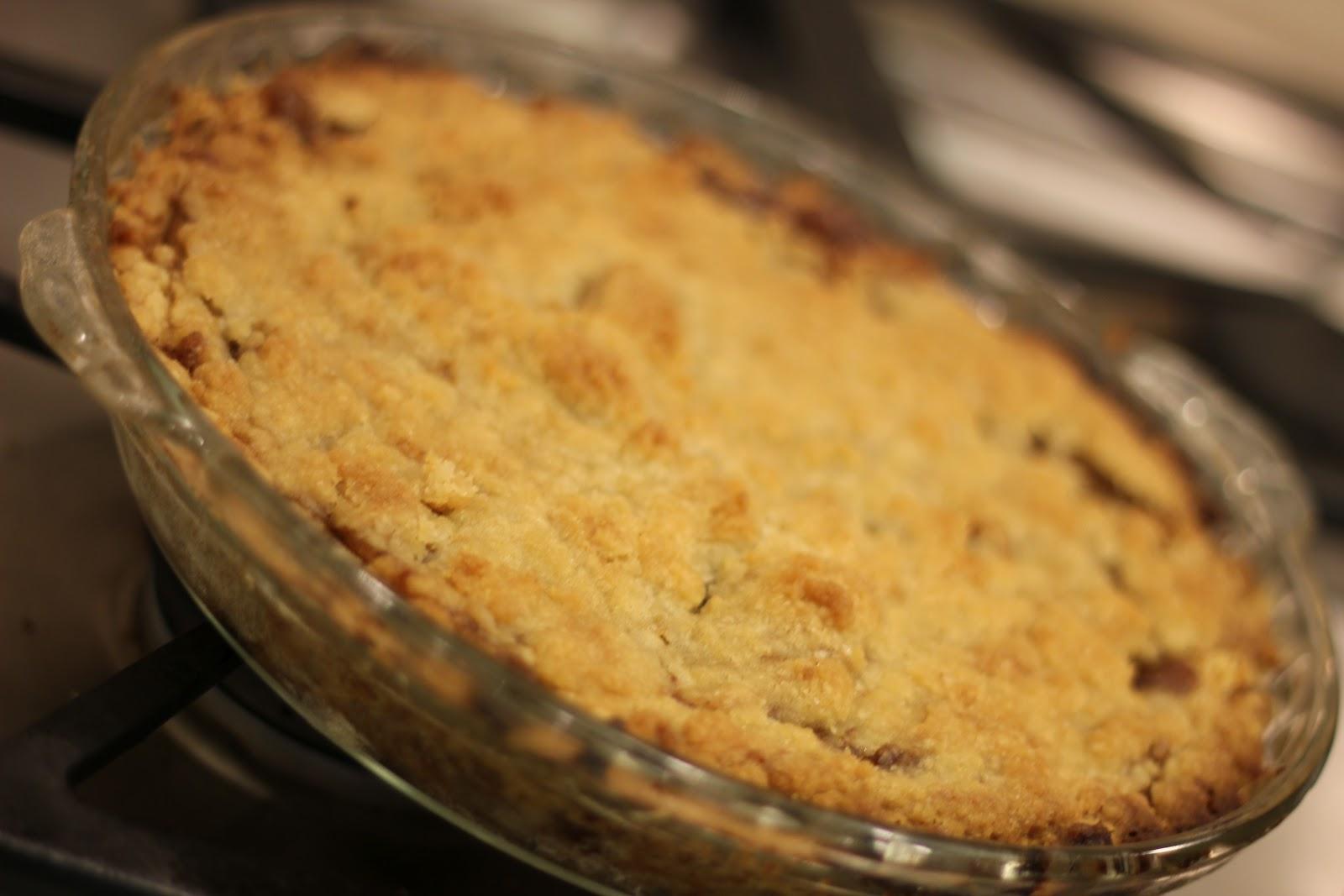 beck-a-boo: Brown Bag Apple Pie