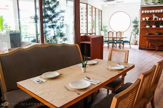 More interior look of Aracama Filipino Restaurant