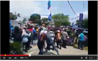 Video Video Keganasan Penyokong PKR Di PRK Permatang Pauh