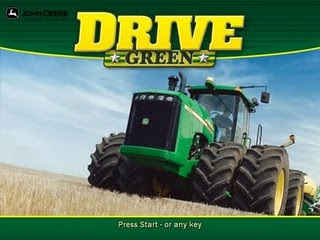 John Deere Drive Green Full Version