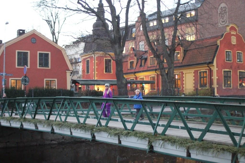 Twitter sluts avsugning nära Uppsala