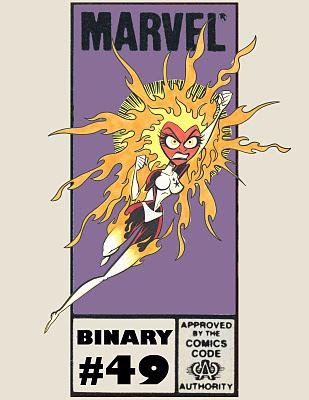 49 Ben Balistreri draws his 50 favorite Marvel characters