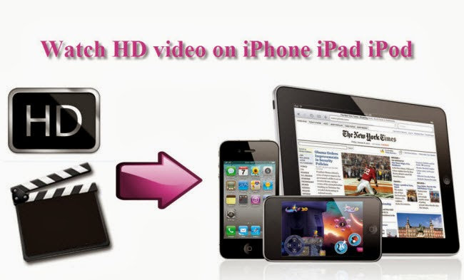 watch hd videos on iphone ipad ipod