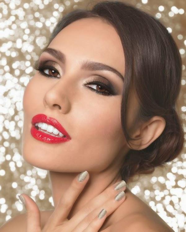 Top Il segreto di Afrodite: Make up perfetto per occhi marroni TS77