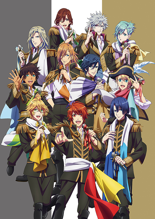 Czwarty sezon Uta no Prince-sama