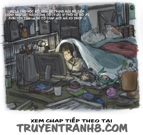 Kuro no Tantei chap 13.1 Trang 1