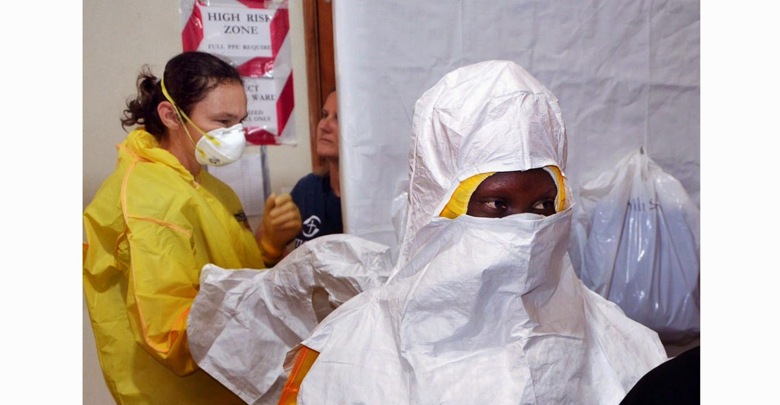 a report on ebola virus the spread of fear and disease Report a fatality or severe that may be useful during a wide-spread disease outbreak niosh ebola page also suspected of having ebola virus disease the.