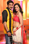 Hamsha Nandini Item Song in Loukyam-thumbnail-14
