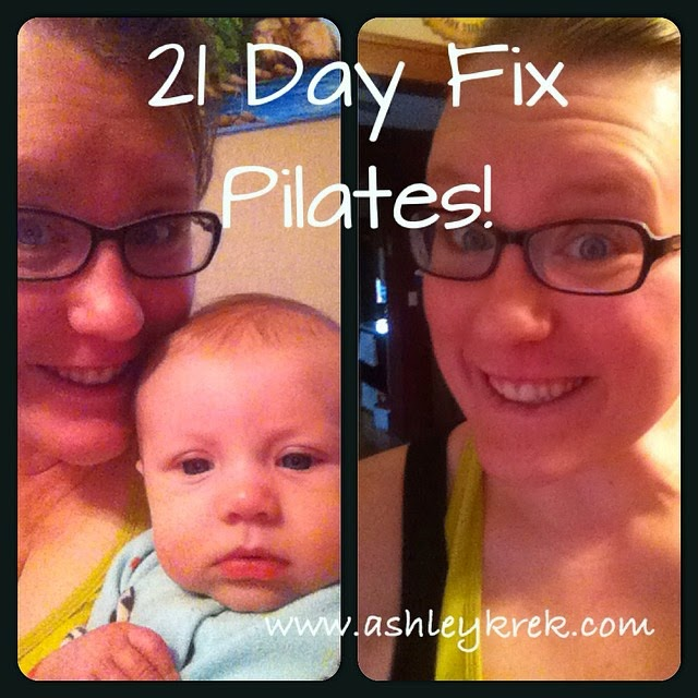 21 Day Fix Pilates