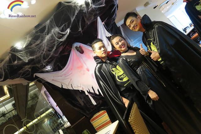 Restaurant 5 Halloween