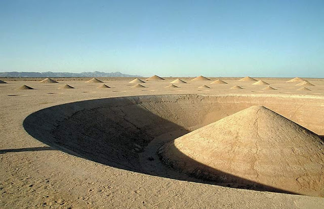 The Mysterious Cones of the Egyptian Desert  Cones