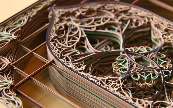 Incredible Laser Cut Paper Art by Eric Standley 4