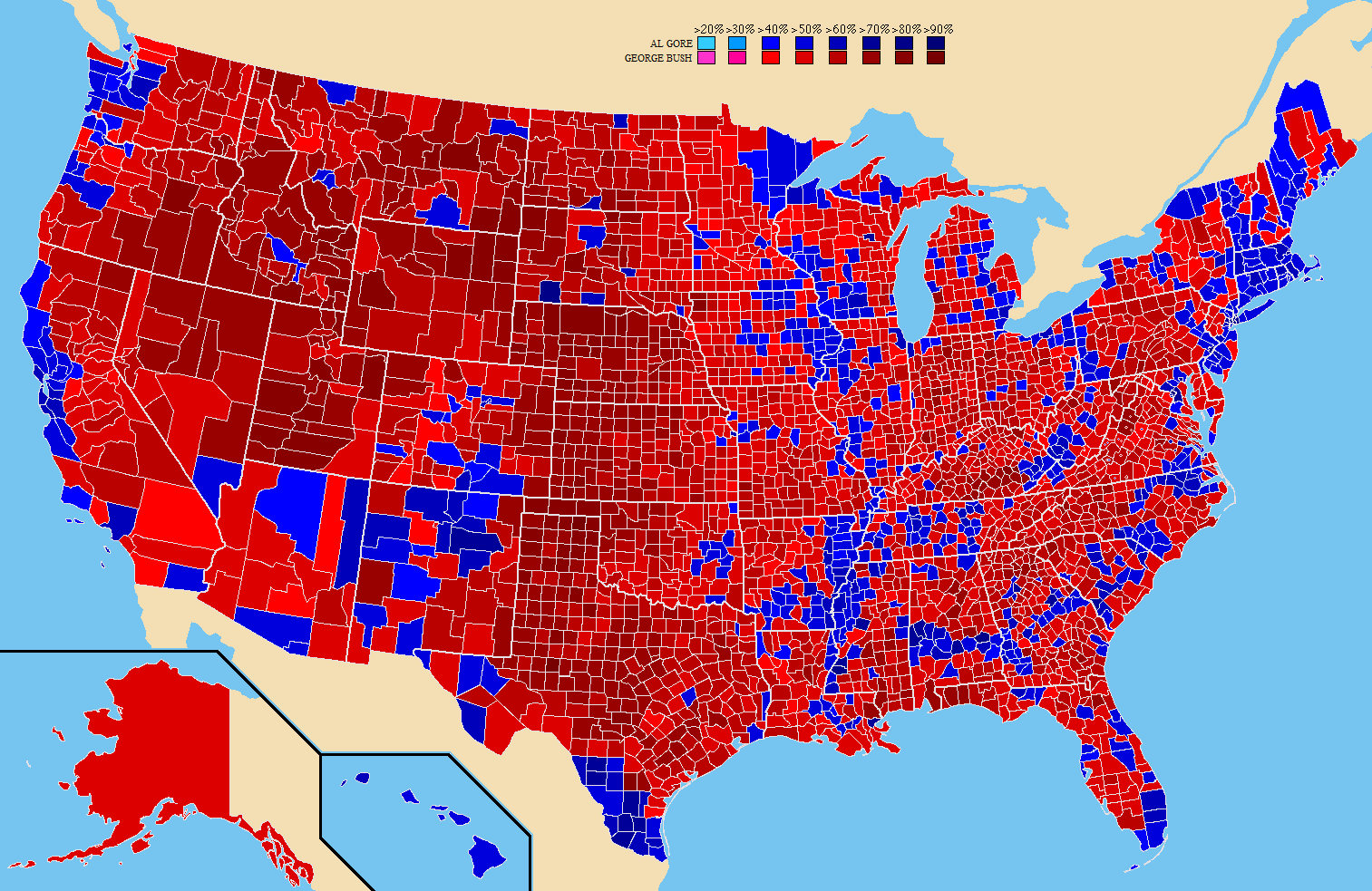 2000 us presidential election
