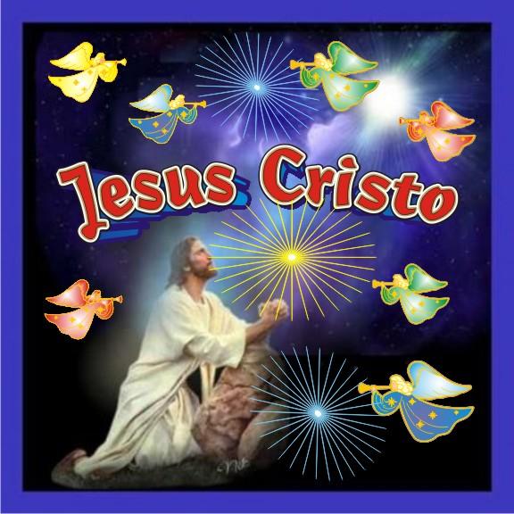 Jesus Cristo O Cordeiro do Altíssimo