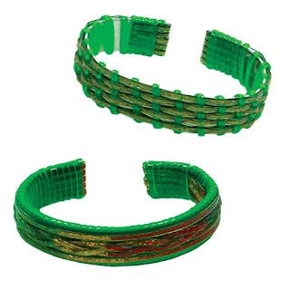 Rexlace Bracelet Kit - Emerald | RexlaceClub.com