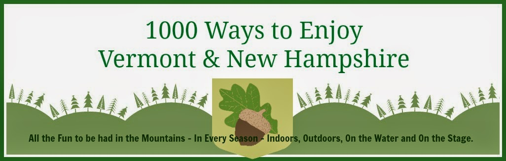 1000 Ways to Enjoy Vermont and New Hampshire