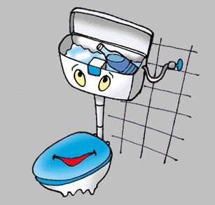 Sapere audeo risparmio dell acqua fai da te guida all uso intelligente delle risorse idriche - Sciacquone bagno ...