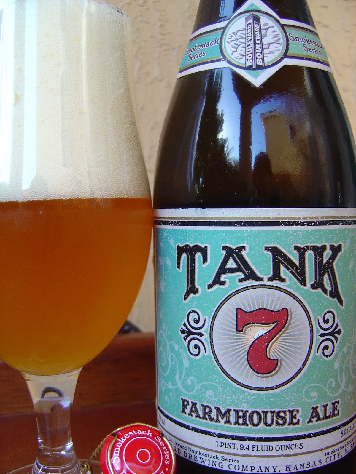 Daily Beer Review Tank 7 Farmhouse Ale