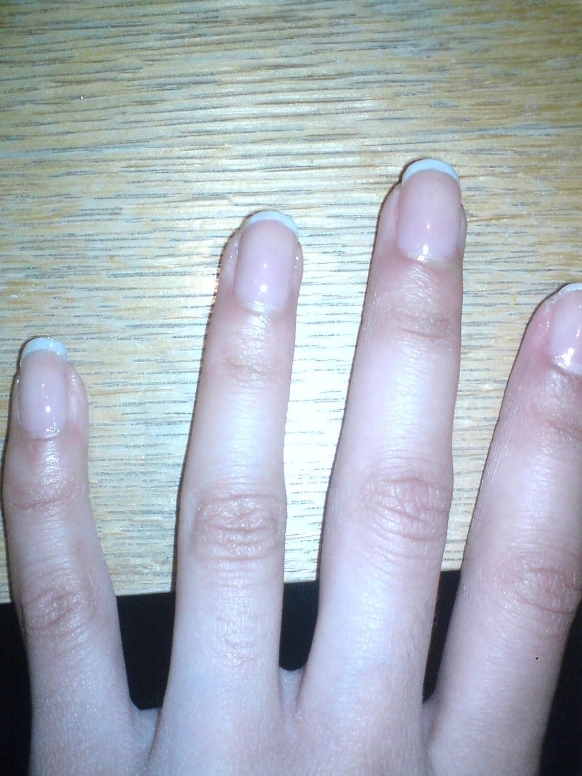 Sima KC: Nails!!!!