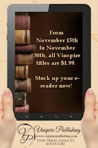 All Vinspire Publishing Books on Sale