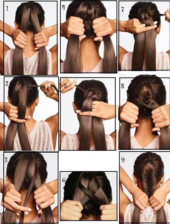 Peinados faciles y rapidos i parte - Almuerzos faciles y rapidos ...