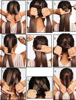 Peinados Faciles y Rapidos I Parte
