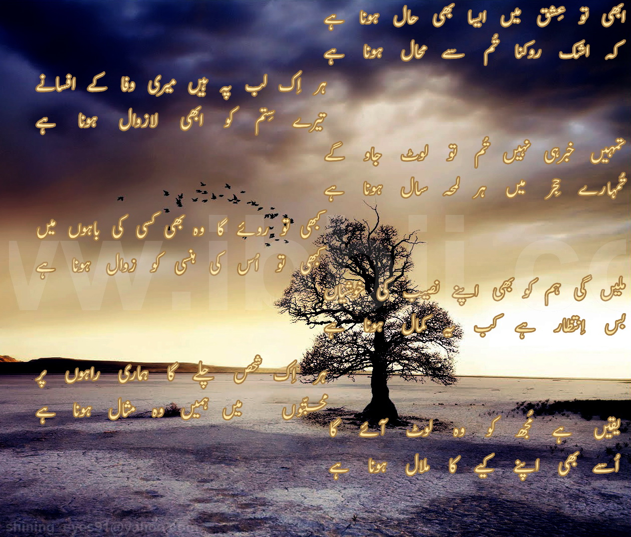 Best Urdu Ghazal Sad Nice Poetry
