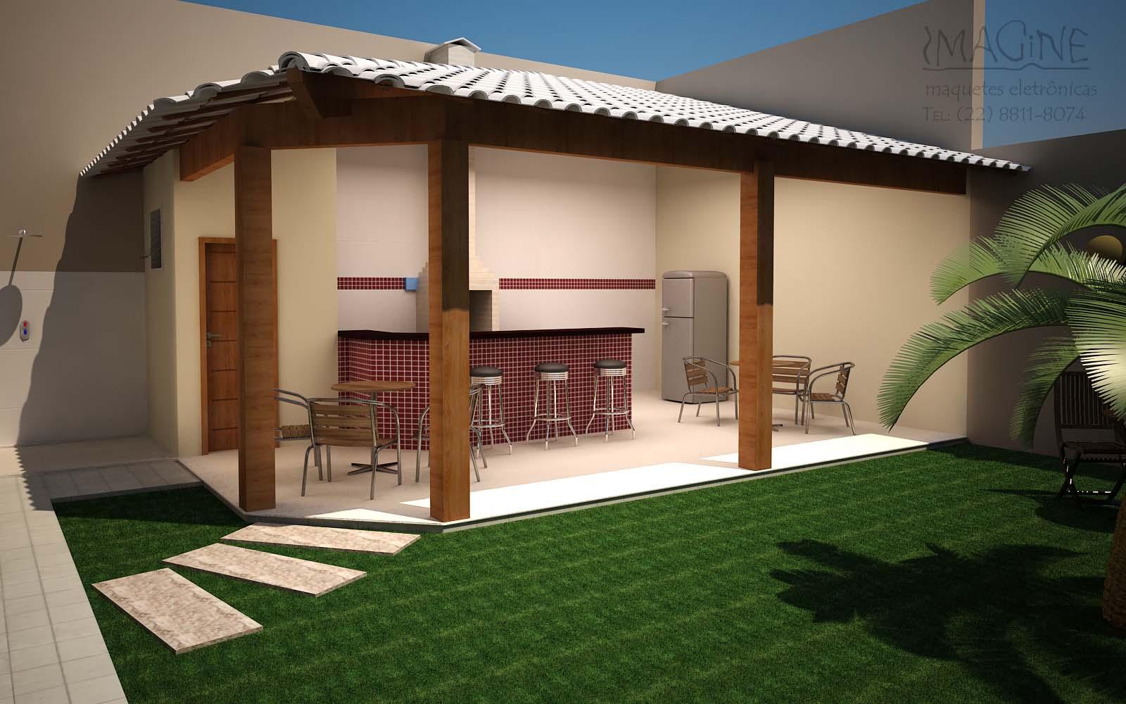 churrasqueiras on Pinterest  Madeira, Pizza and Ems -> Banheiro Simples Para Area De Lazer