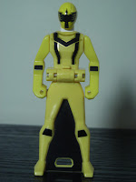 Legend Sentai Ranger Key Set Magiranger Magi Yellow Bandai Super Sentai Gokaiger