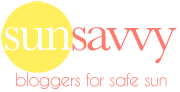 Sunsavvy for bloggers logo