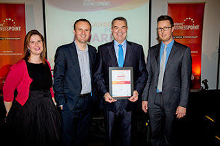 PayMe, named 2013 Canberra Business of the Year