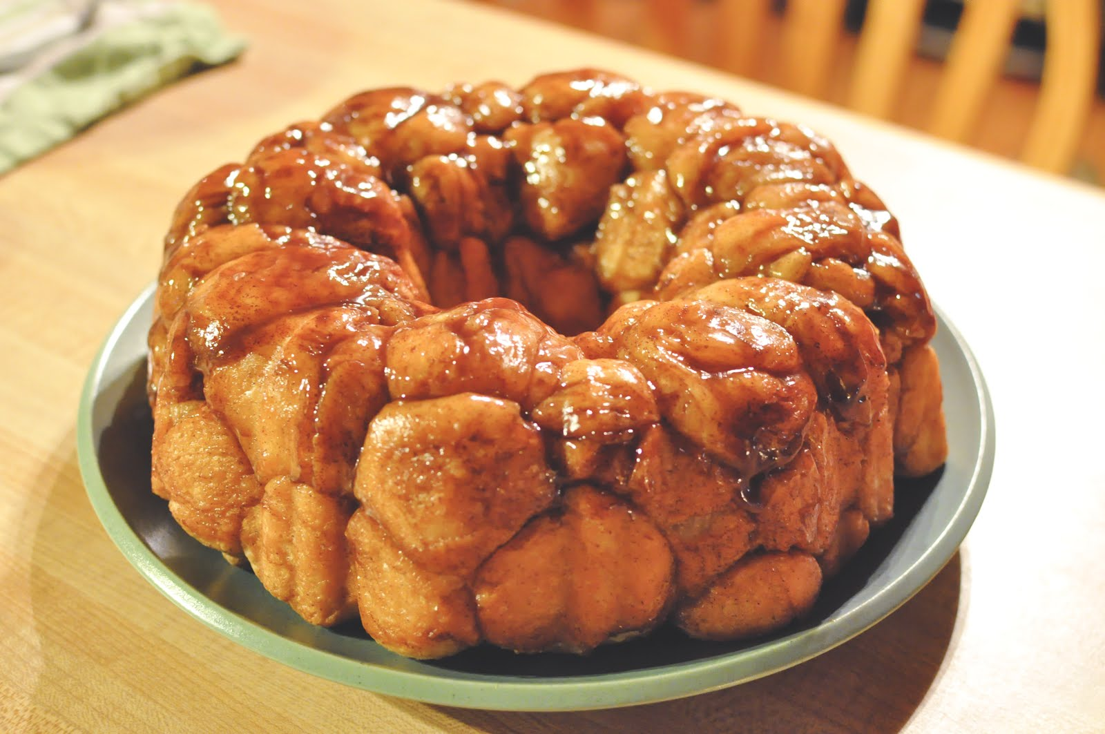 Bless This Food: Monkey Bread