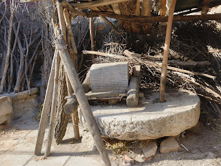 Corn mill at Er Dao Guan village in Beijing