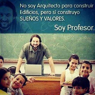 Soy Profesor.